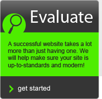 have your website evaluated